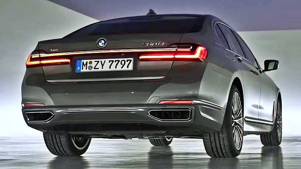 31 All New 2020 BMW 750Li First Drive
