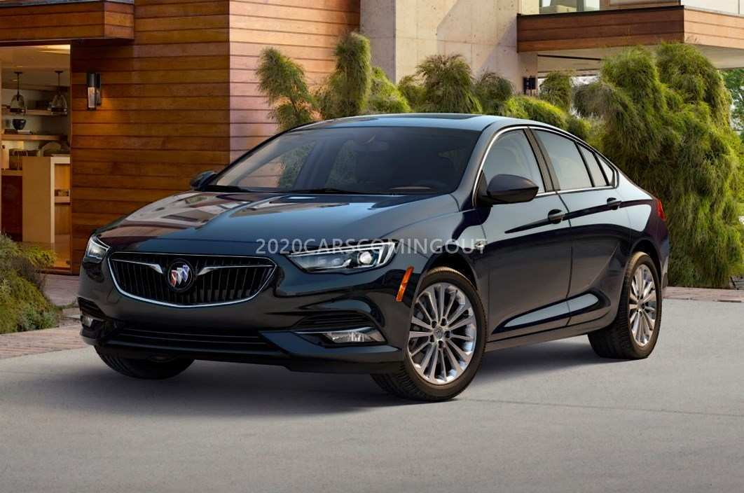 31 All New 2020 Buick Grand National Gnxprice Redesign
