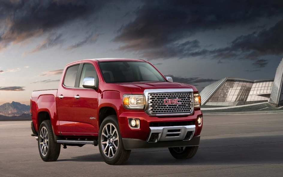 31 All New 2020 GMC Canyon Zr2 Research New