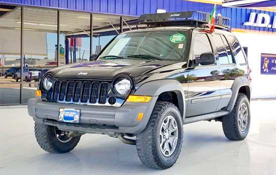 31 All New 2020 Jeep Liberty New Concept