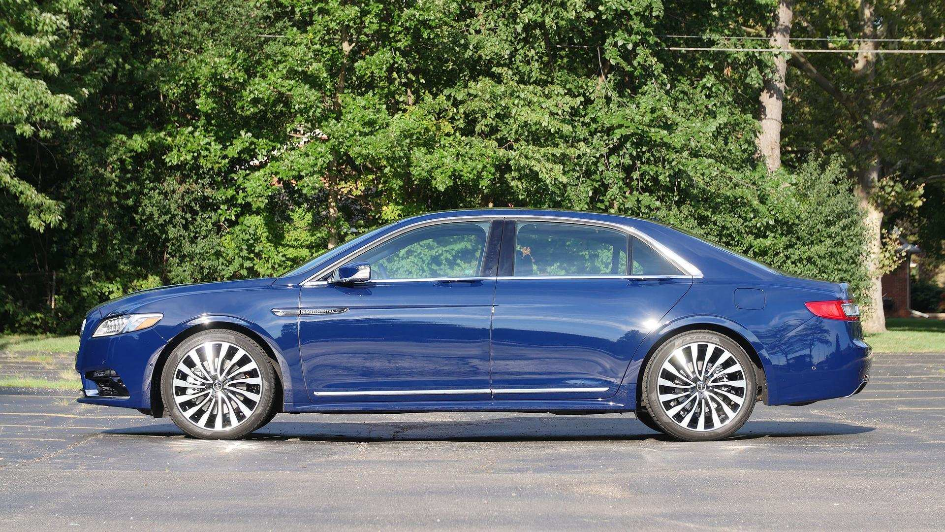 31 All New 2020 Lincoln Continental Performance And New Engine