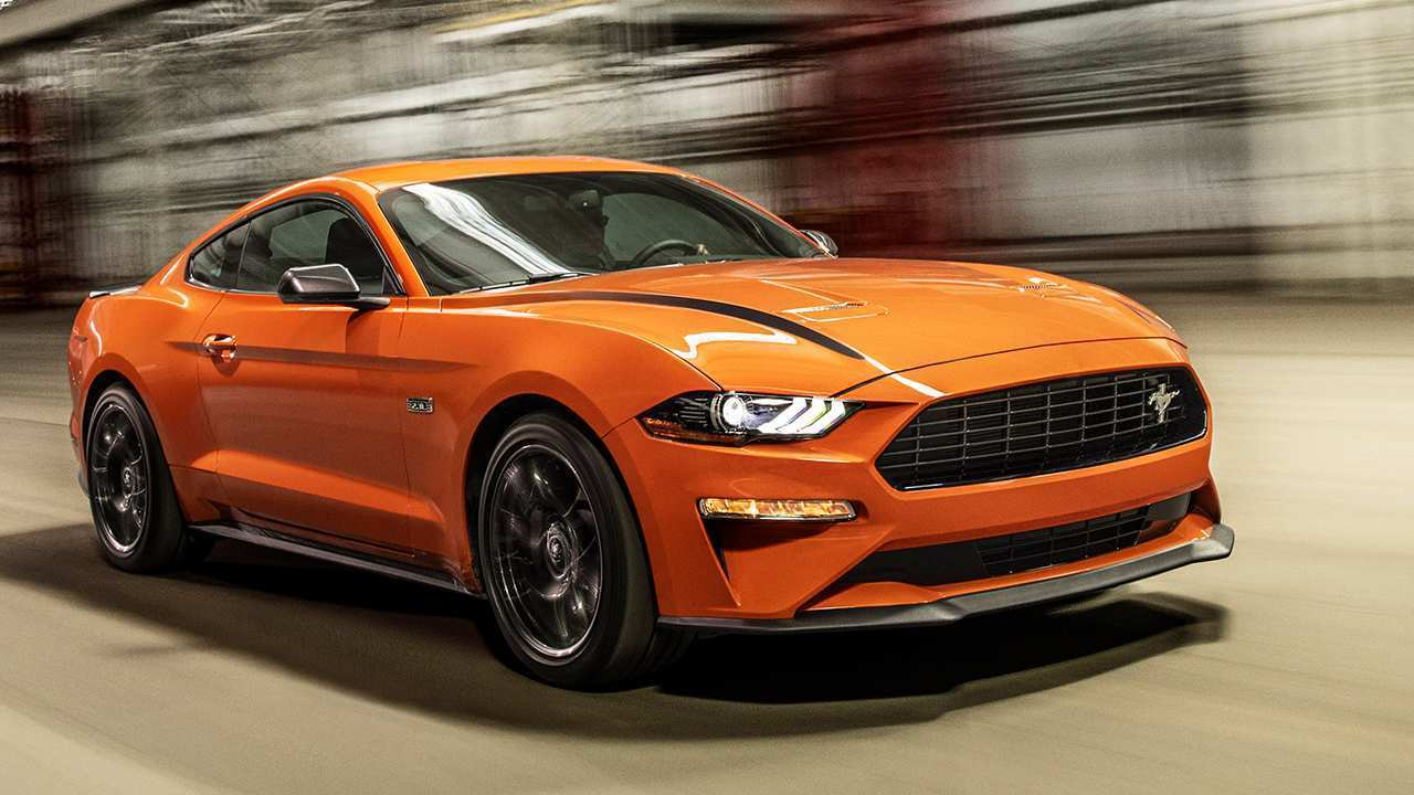 31 All New 2020 Mustang Wallpaper