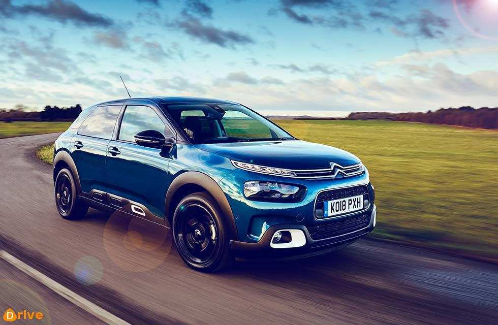 31 All New 2020 New Citroen C4 Picture