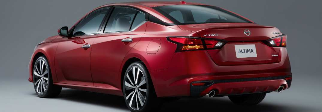 31 All New 2020 Nissan Altima Review And Release Date