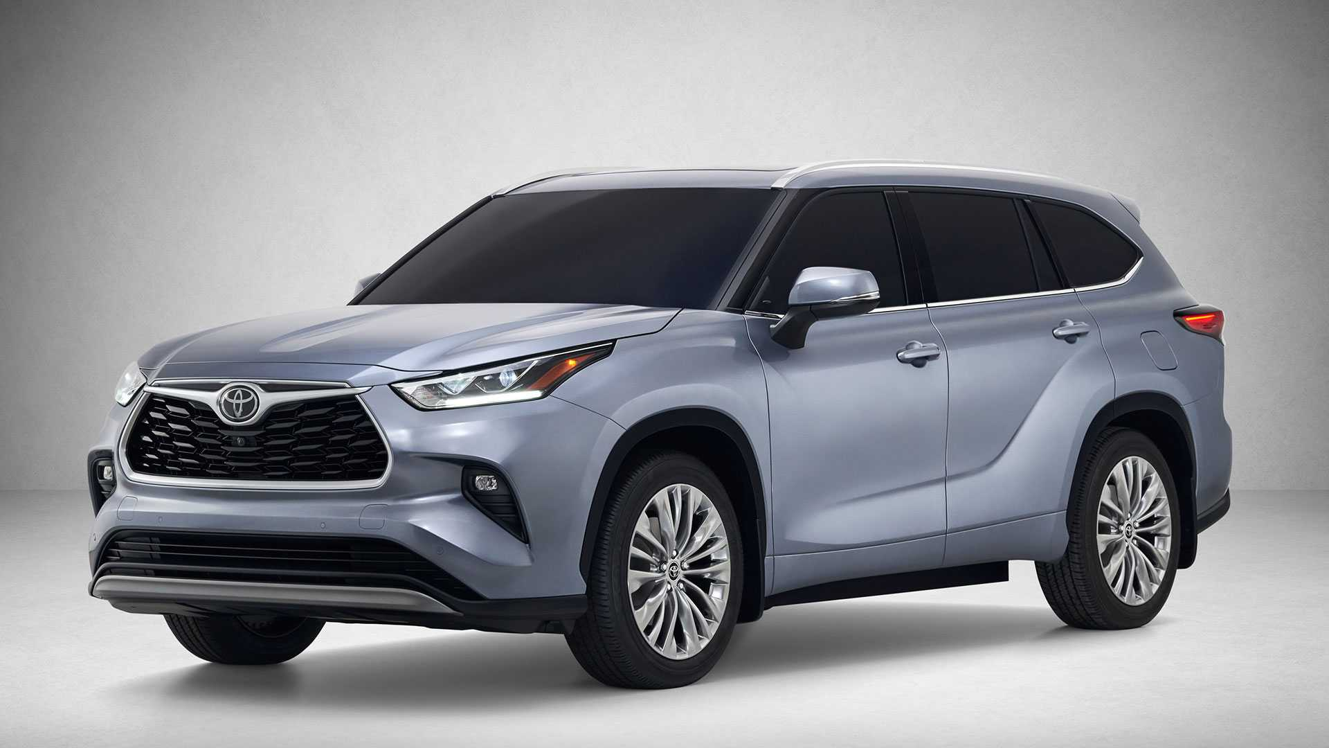 31 All New 2020 Toyota Highlander Spesification