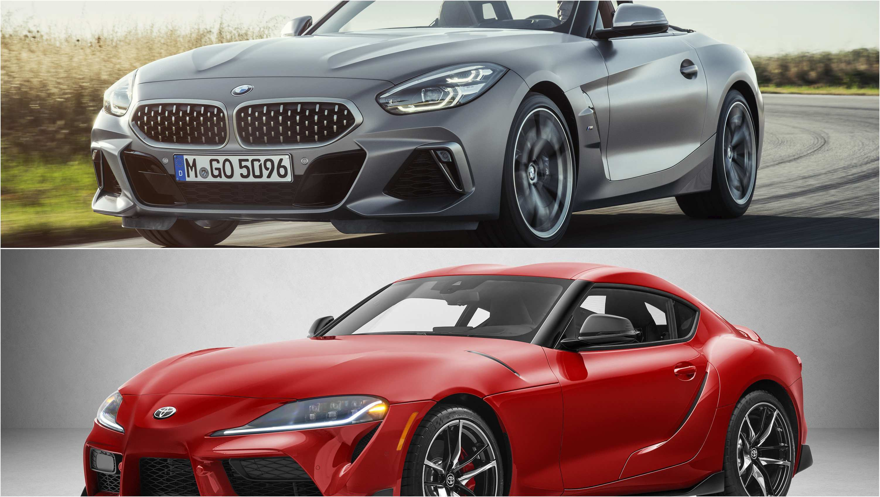 31 All New 2020 Toyota Supra Vs BMW Z4 Review