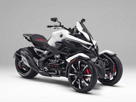 31 All New Honda Neowing 2020 Engine