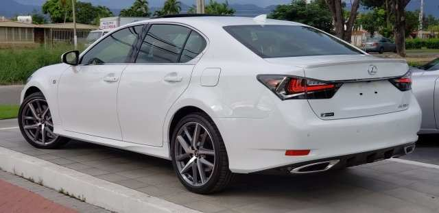 31 All New Lexus Gs 2019 Configurations