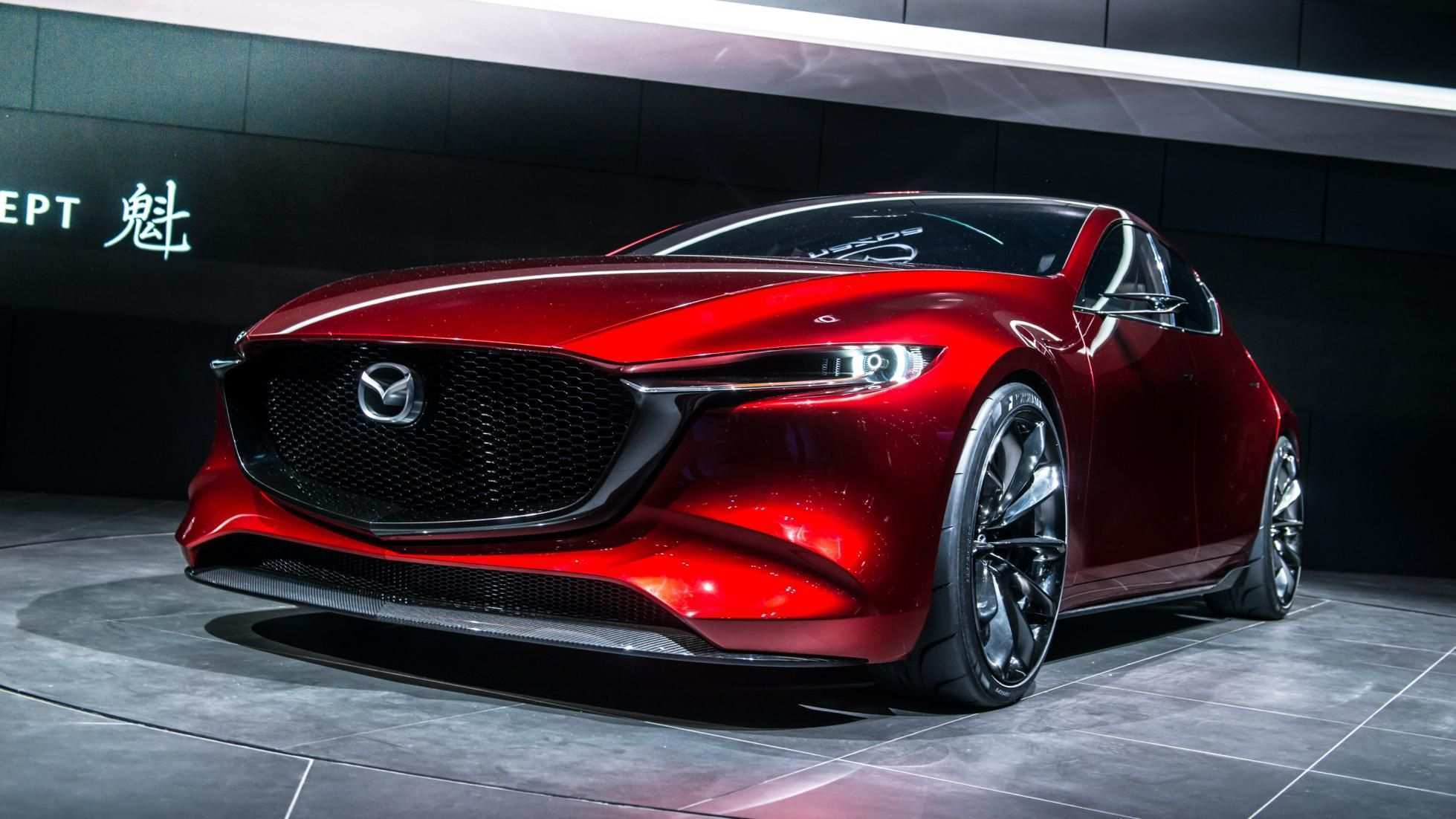 31 All New Mazda Elettrica 2020 New Model And Performance