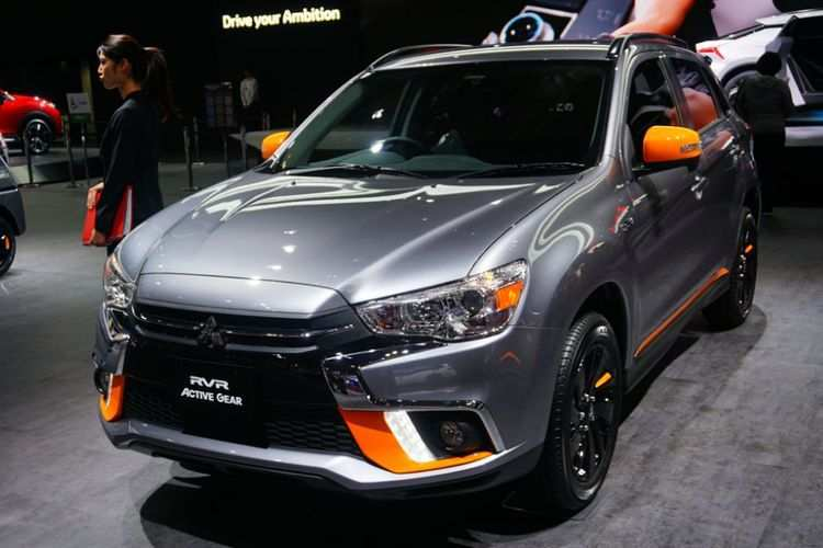 31 All New Mitsubishi Terbaru 2020 Exterior