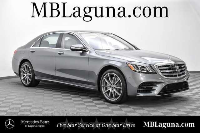 31 All New S560 Mercedes 2019 Configurations