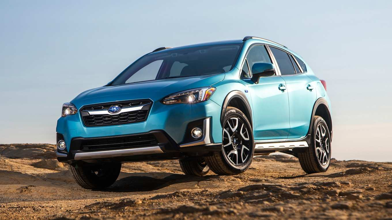 31 All New Subaru Electric Car 2019 Reviews