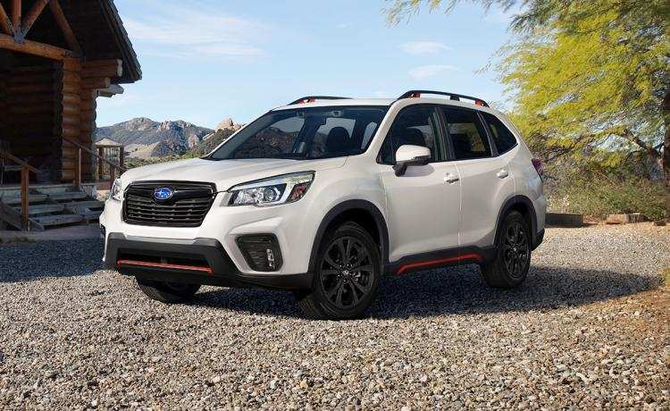31 All New Subaru Forester 2019 Gas Mileage Wallpaper