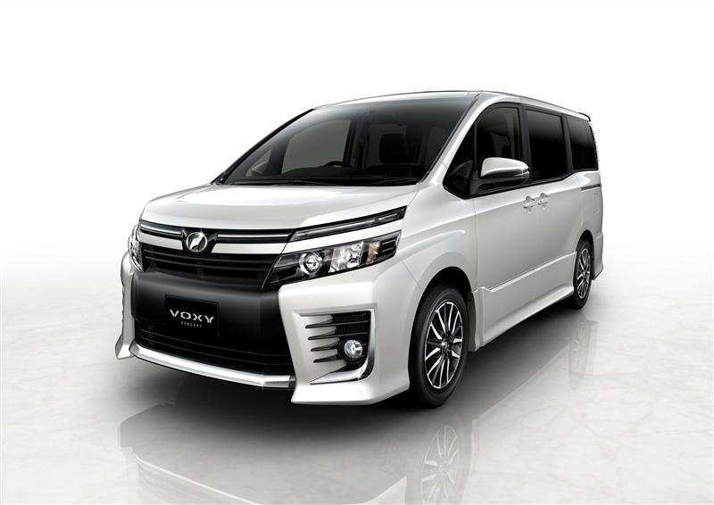 31 All New Toyota Voxy 2020 Overview