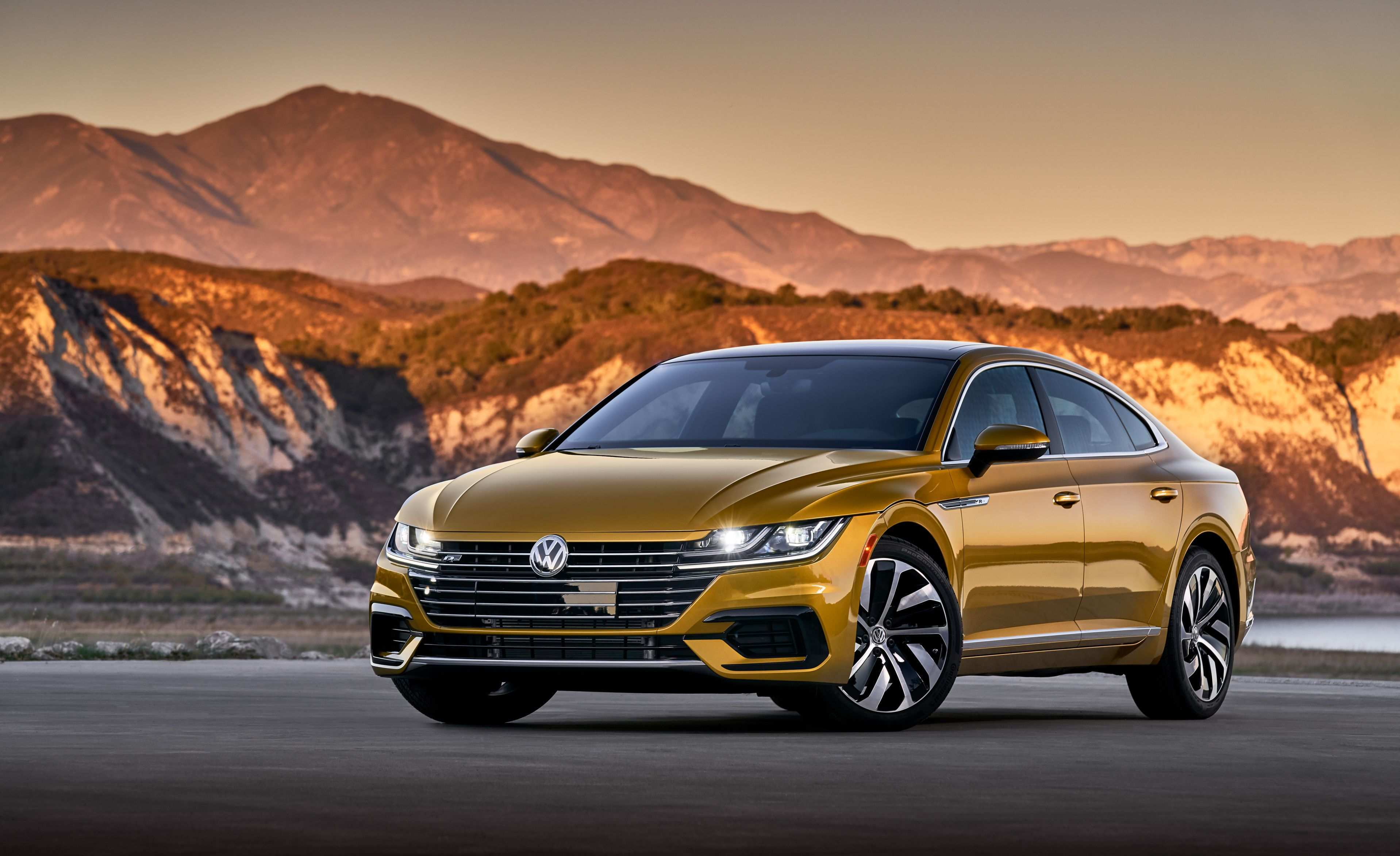 31 All New Vw 2019 Arteon Images
