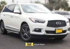 When Does The 2020 Infiniti Qx60 Come Out
