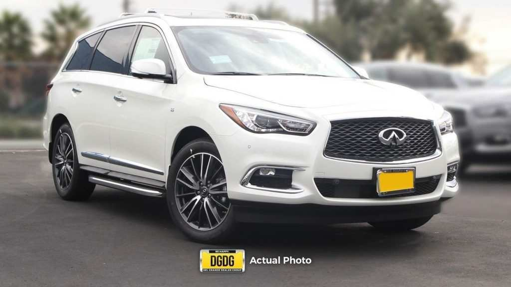 31 All New When Does The 2020 Infiniti Qx60 Come Out Specs