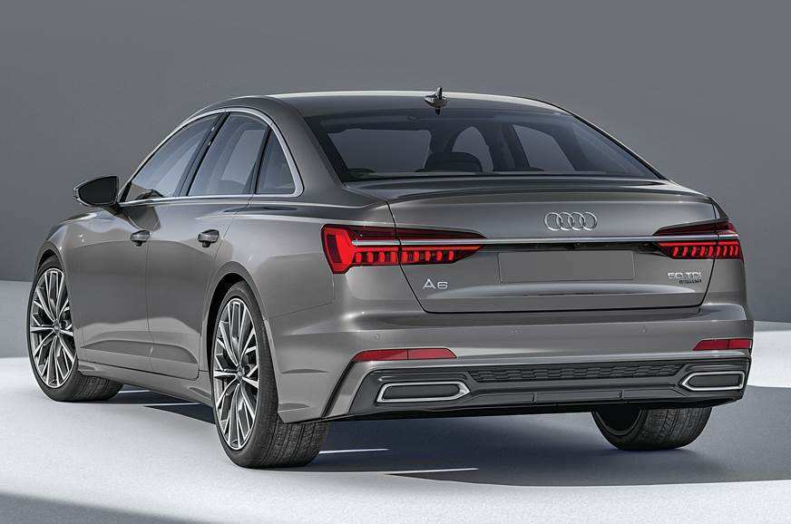 31 Best 2019 Audi A6 Comes Spy Shoot