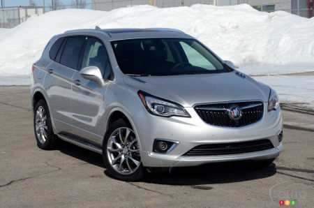 31 Best 2019 Buick Envision Engine