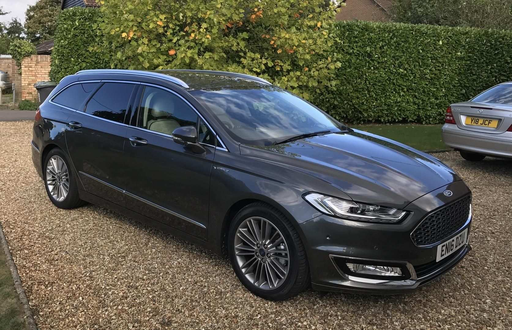 31 Best 2019 Ford Mondeo Vignale Photos