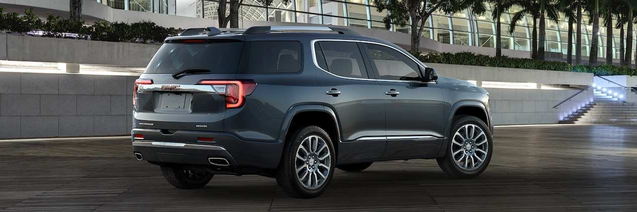 31 Best 2019 Vs 2020 GMC Acadia Images