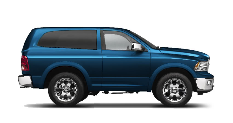 31 Best 2020 Ramcharger Exterior