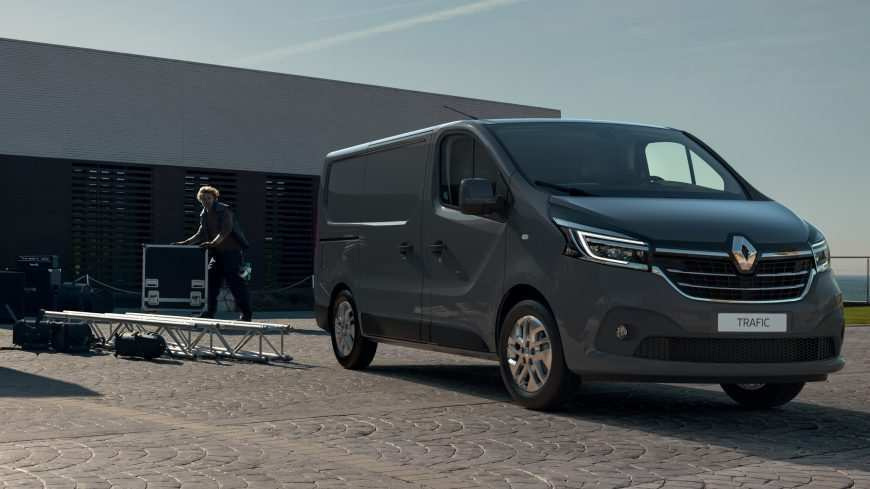 31 Best 2020 Renault Trafic New Model And Performance