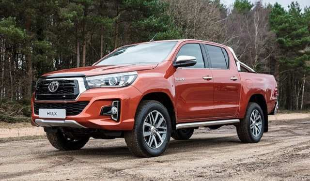31 Best 2020 Toyota Hilux Exterior
