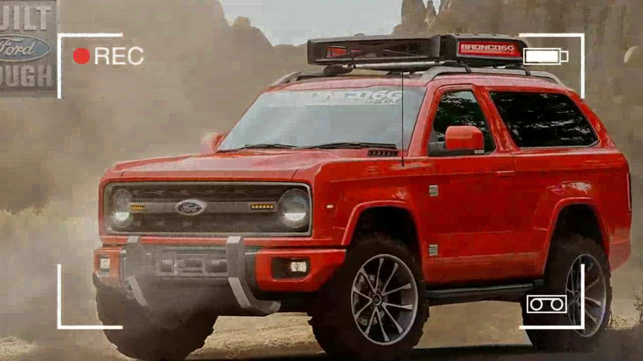 31 Best How Much Will The 2020 Ford Bronco Cost Release Date