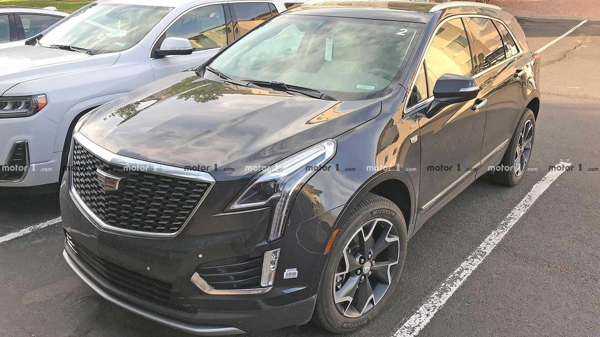 31 Best Spy Shots Cadillac Xt5 Performance