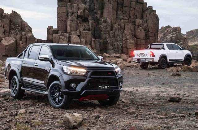 31 Best Toyota Hilux 2020 Ratings
