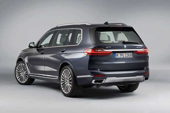 31 New 2019 BMW X7 Suv New Model And Performance