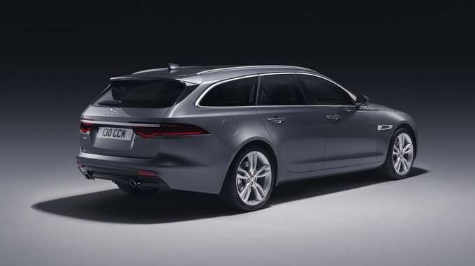31 New 2019 Jaguar Station Wagon Release Date And Concept