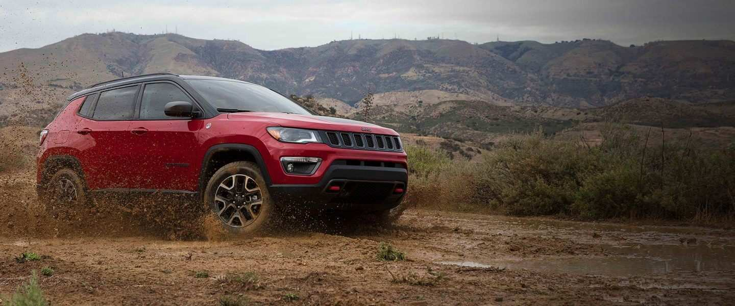 31 New 2019 Jeep Compass Configurations