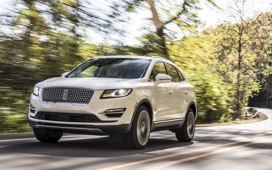 31 New 2019 Lincoln MKS Spy Photos Exterior And Interior