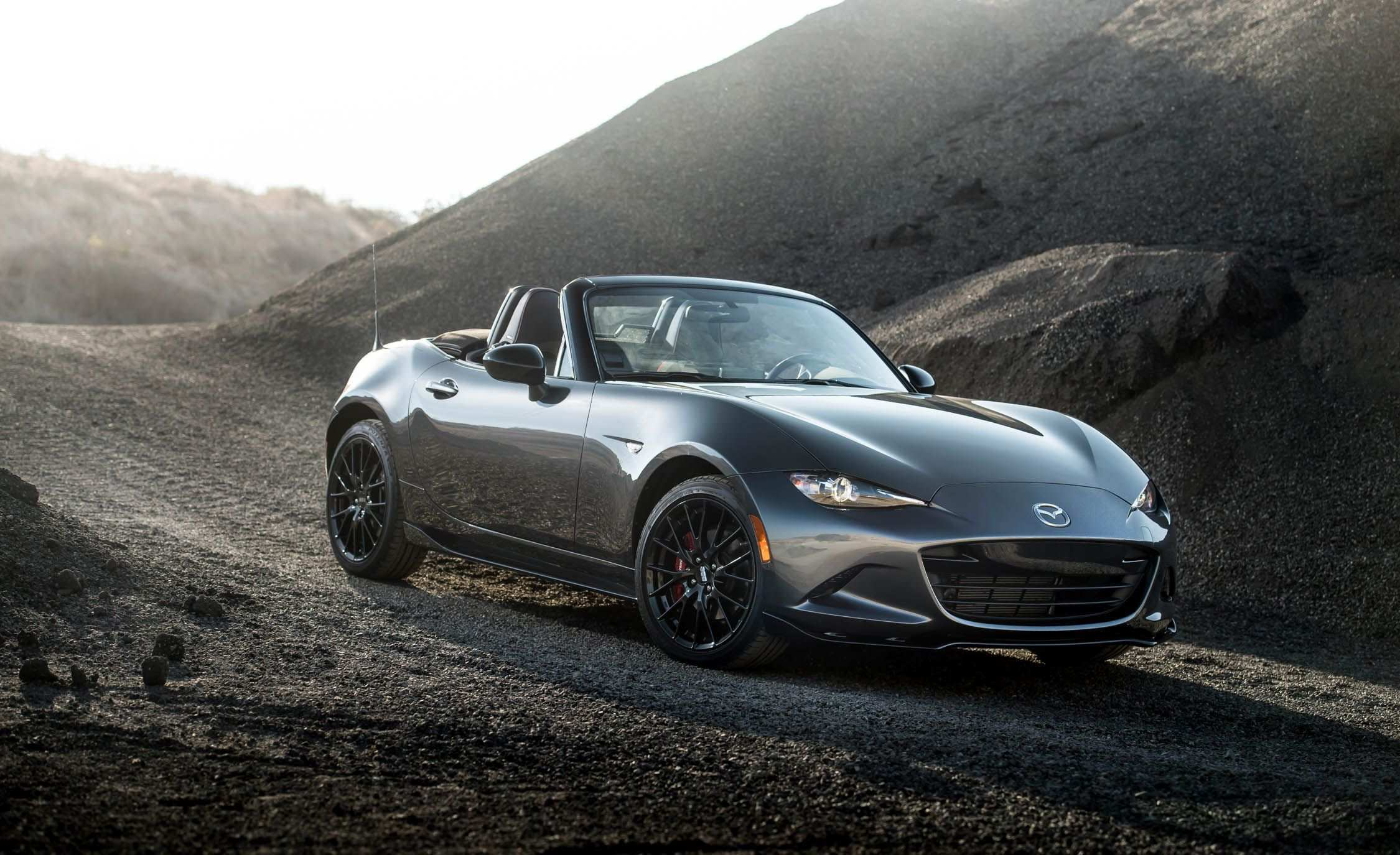 31 New 2019 Mazda MX 5 Miata Interior