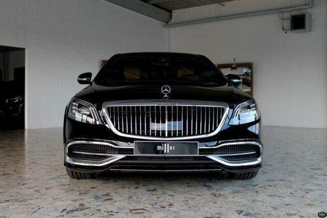 31 New 2019 Mercedes Maybach S650 Release Date
