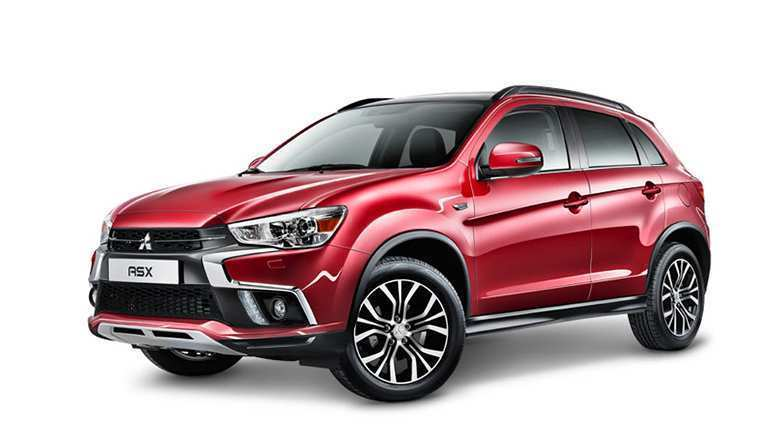 31 New 2019 Mitsubishi Asx Spy Shoot