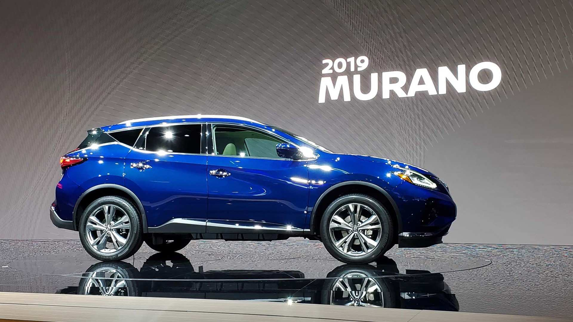 31 New 2019 Nissan Murano Redesign And Concept