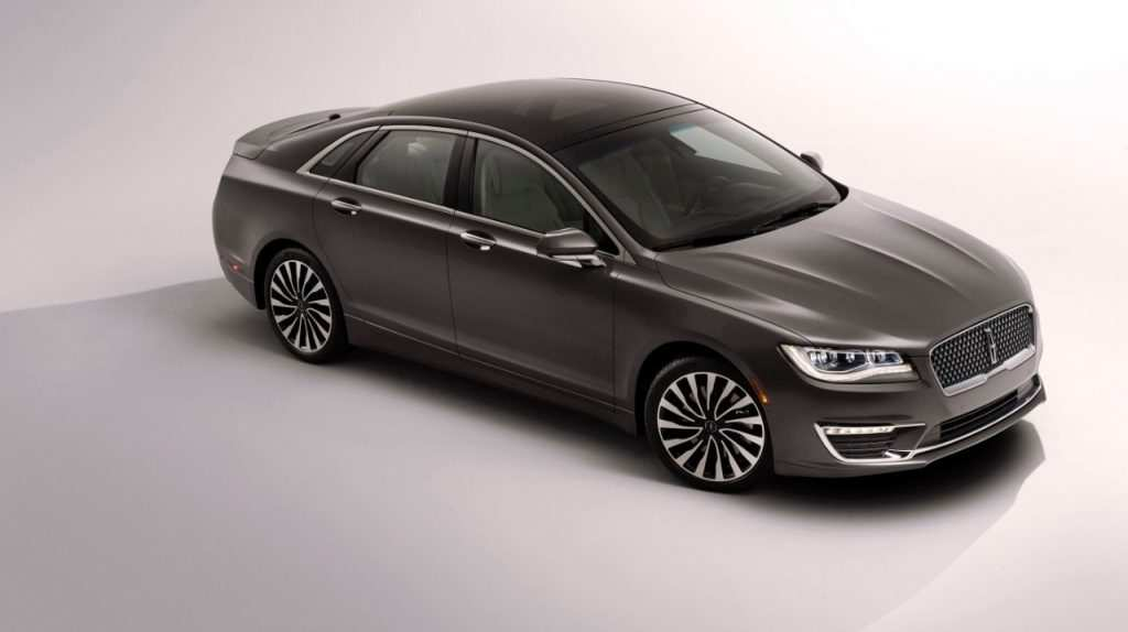 31 New 2019 Spy Shots Lincoln Mkz Sedan Style
