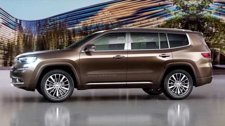 31 New 2019 The Jeep Grand Wagoneer Concept