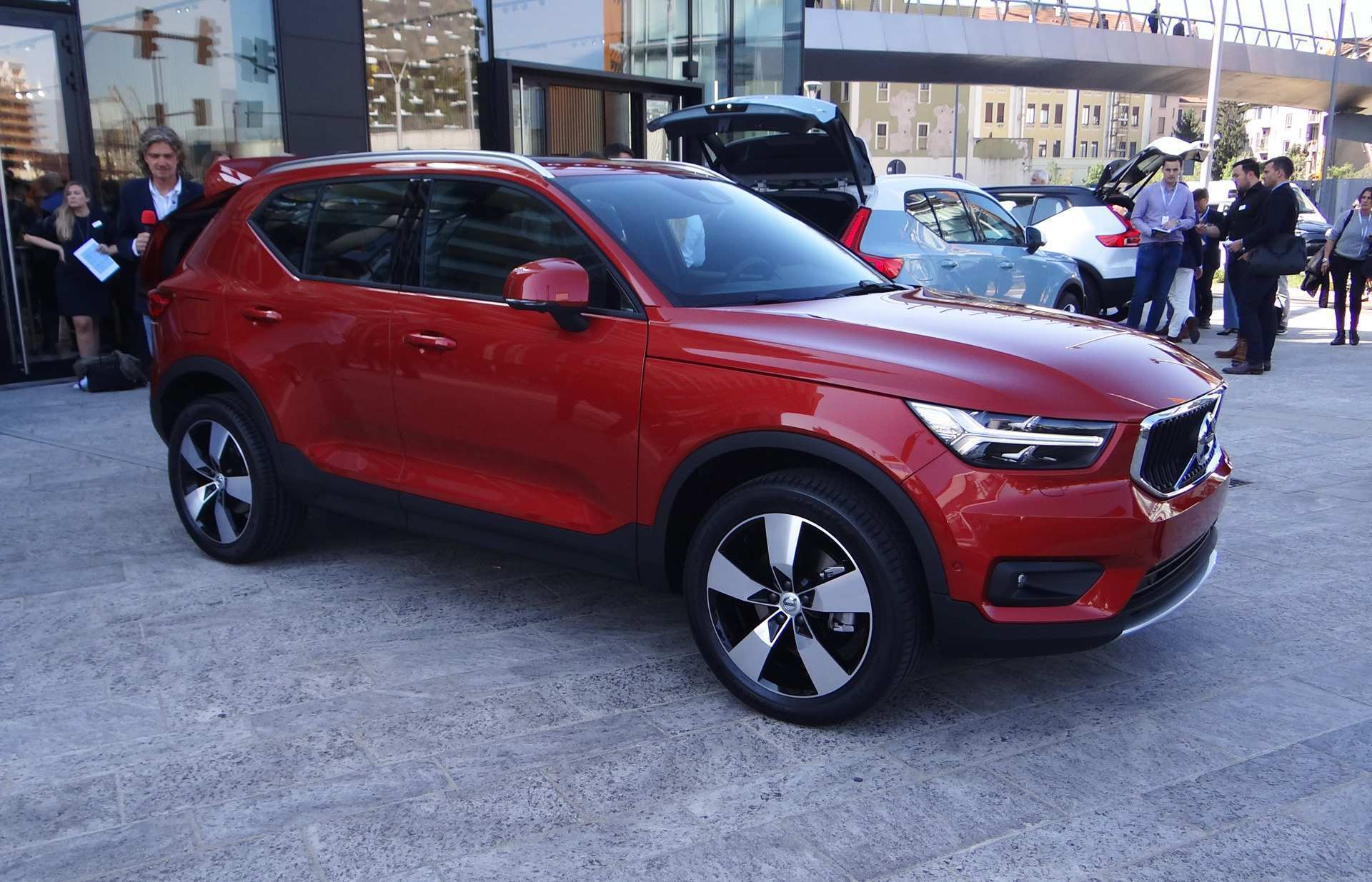31 New 2019 Volvo Xc40 Gas Mileage Performance And New Engine
