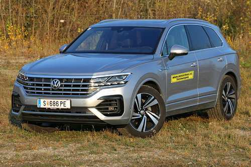 31 New 2019 Vw Touareg Tdi Specs
