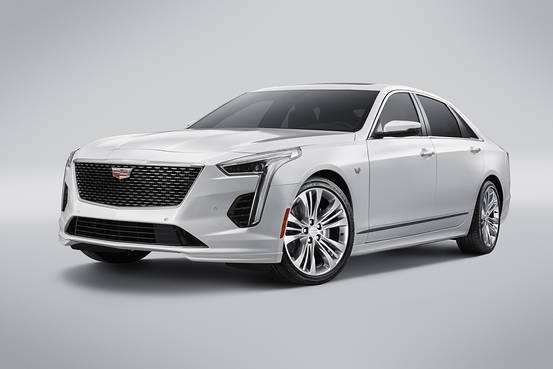 31 New 2020 Cadillac CT6 Pictures