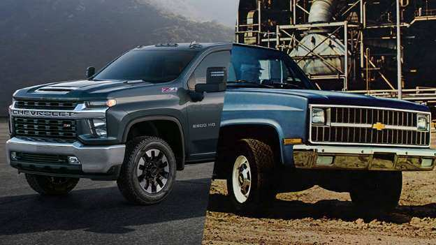 31 New 2020 Chevrolet Truck Images Concept And Review
