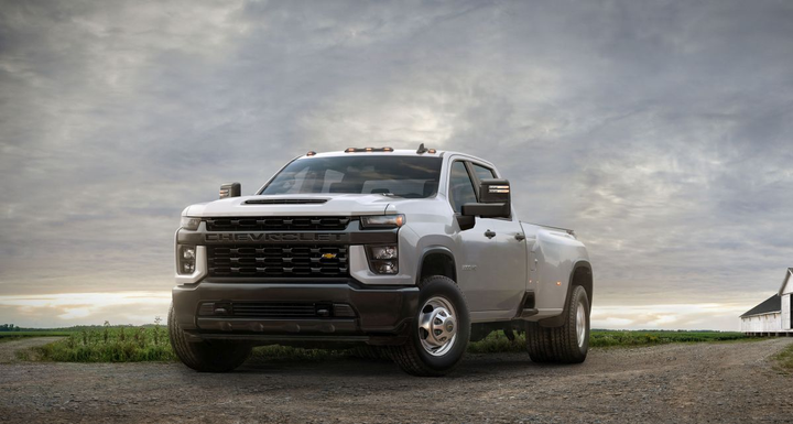 31 New 2020 Chevrolet Work Truck Model