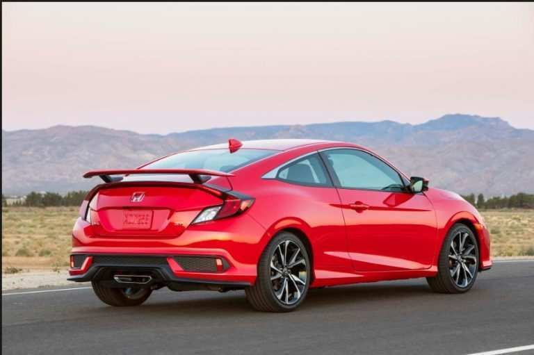 31 New 2020 Honda Civic Si Overview