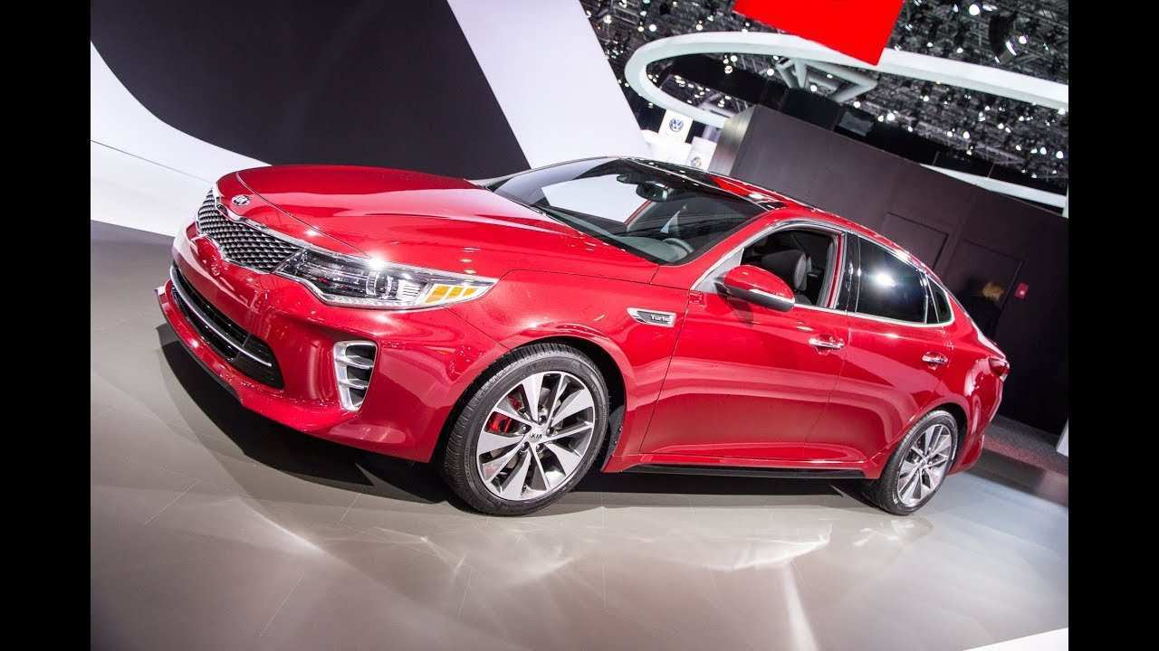 31 New 2020 Kia Optima Gt Performance And New Engine