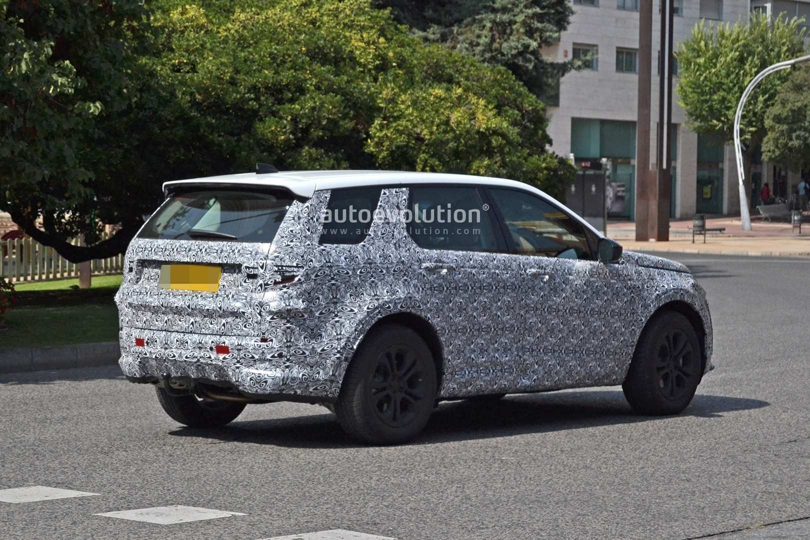 31 New 2020 Land Rover Discovery Sport Engine