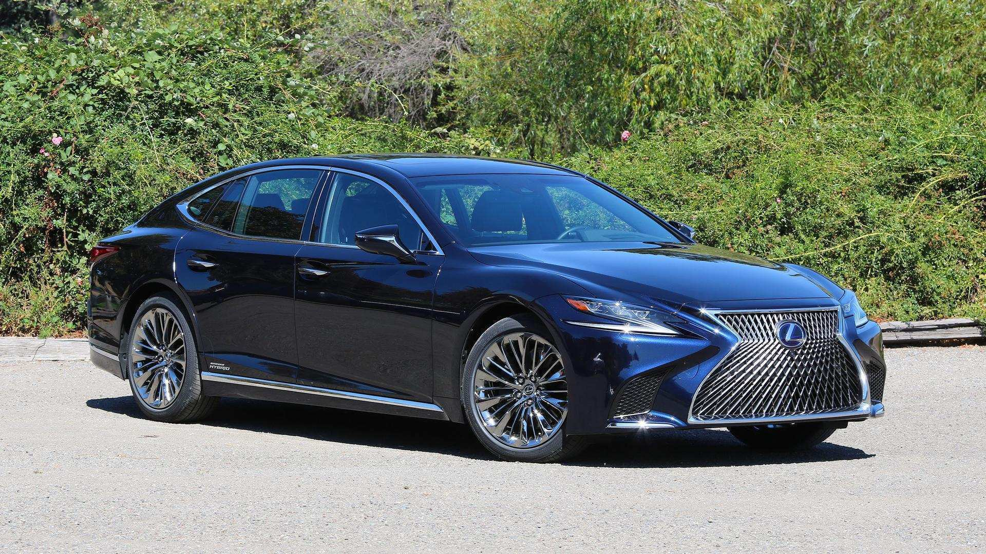 31 New 2020 Lexus LSs Ratings